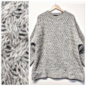 Gleneden England Wool Sweater